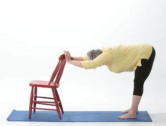 Chair Yoga is For Every Body